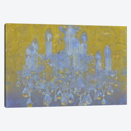Champagne Ballroom Canvas Print #TLA2} by Tina Lavoie Canvas Artwork