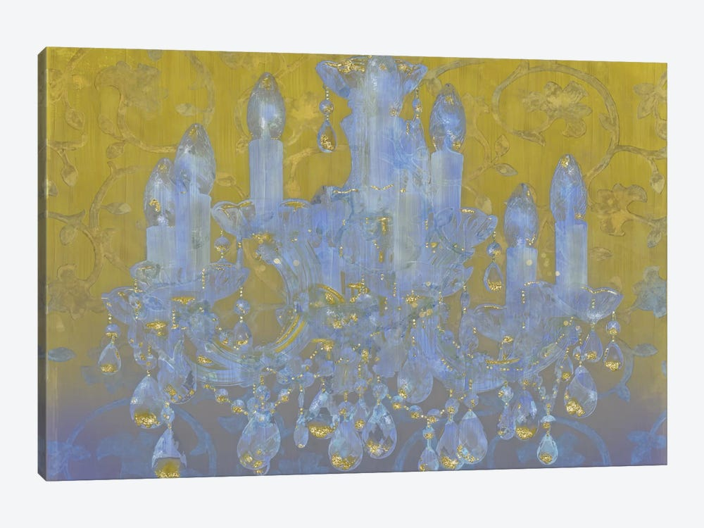 Champagne Ballroom by Tina Lavoie 1-piece Canvas Wall Art