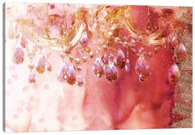 First Blush Canvas Art Print