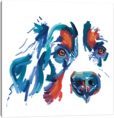 Cocker Spaniel Canvas Art Print