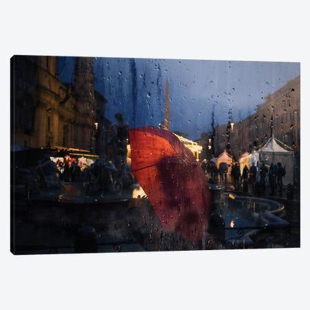 Navona Canvas Print #TLI13} by Alessio Trerotoli Canvas Print