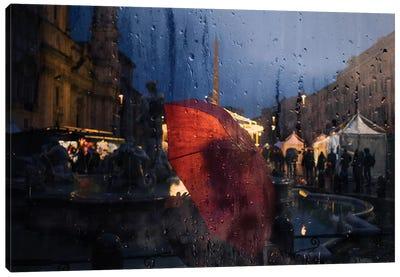 Navona Canvas Art Print