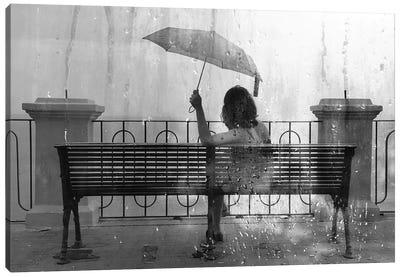 Summer Rain Canvas Art Print