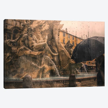 Bernini Canvas Print #TLI1} by Alessio Trerotoli Canvas Art