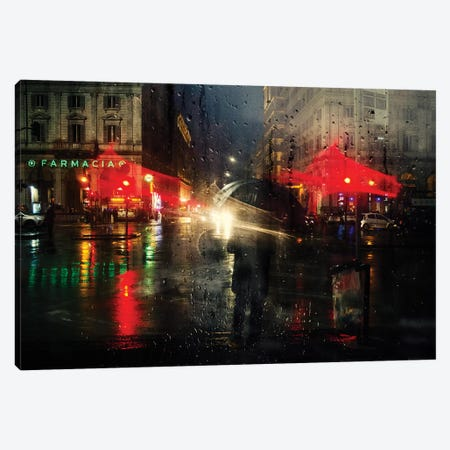 Blinded By The Light Canvas Print #TLI2} by Alessio Trerotoli Canvas Wall Art