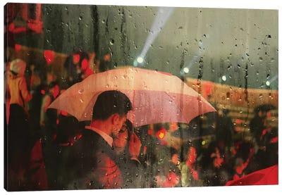 In The Mood For Love Canvas Art Print