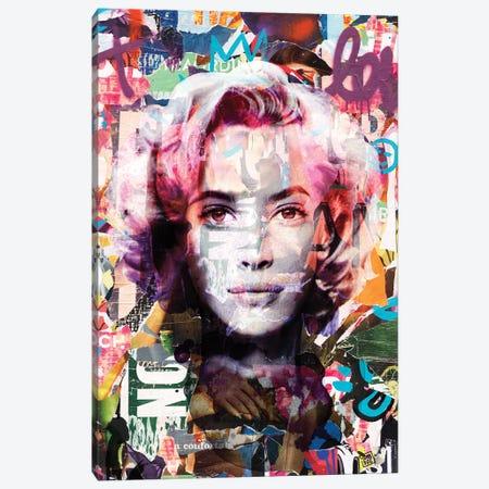 Turlington Canvas Print #TLL24} by TOMADEE Canvas Wall Art