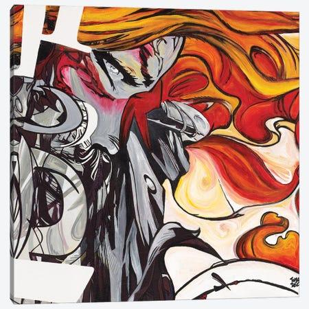Wonder Canvas Print #TLL29} by TOMADEE Canvas Print