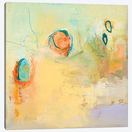 Secret Sweep Canvas Print #TLP3} by Tracy Lynn Pristas Canvas Artwork