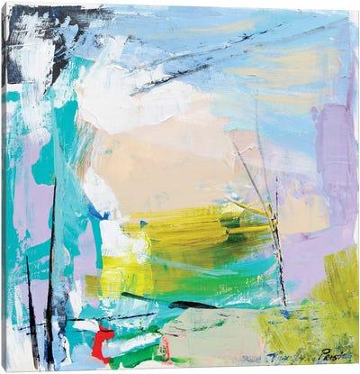 Violet Vigor III Canvas Art Print