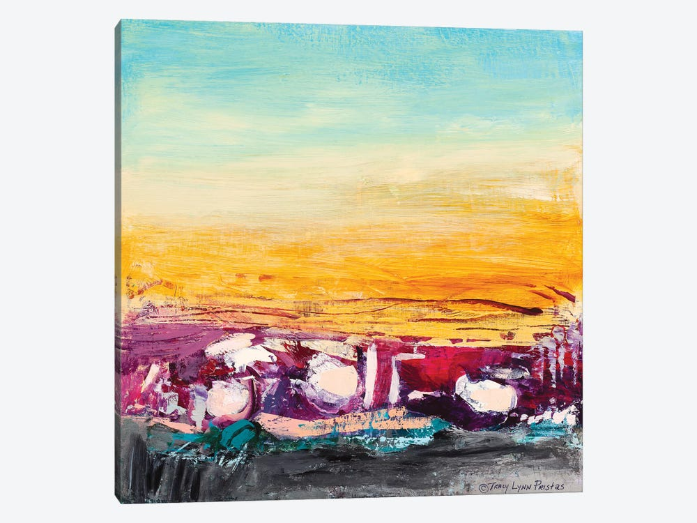 Whispered Wanderlust II 1-piece Canvas Artwork