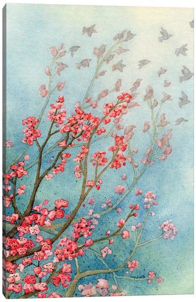 Fly Away II Canvas Art Print