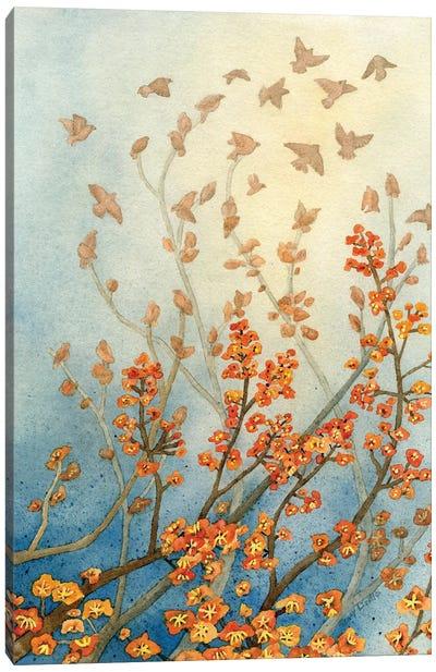Fly Away III Canvas Art Print