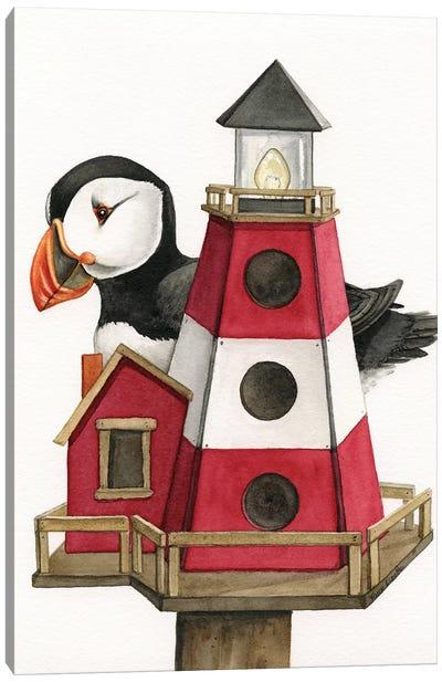 Lighthouse Living Canvas Art Print