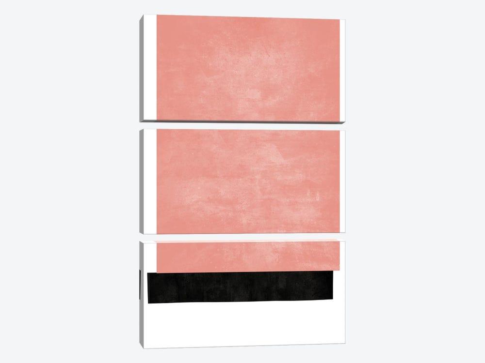 Cutout Blocks II by The Maisey Design Shop 3-piece Canvas Print