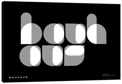 Bauhaus I Canvas Art Print