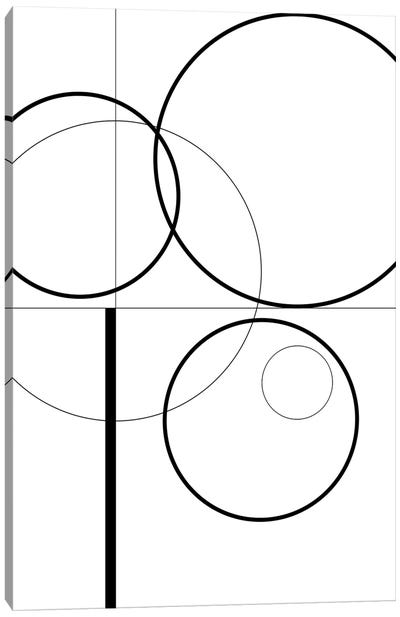Fibonacci Canvas Art Print