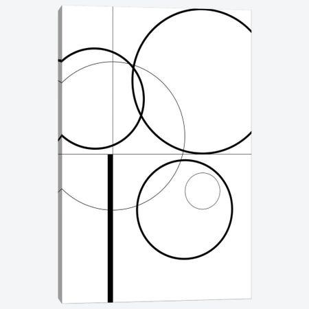 Fibonacci Canvas Print #TMD59} by The Maisey Design Shop Canvas Art Print