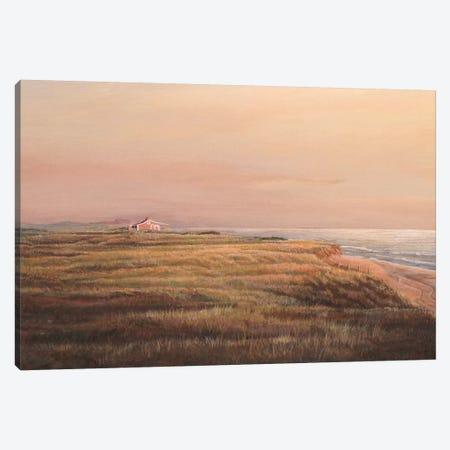 Cisco Sunset Canvas Print #TMI10} by Tom Mielko Canvas Wall Art
