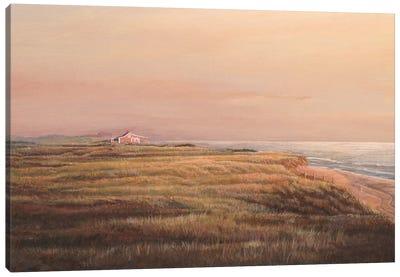 Cisco Sunset Canvas Art Print