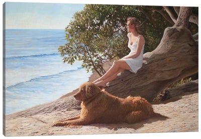 Kelly Canvas Art Print