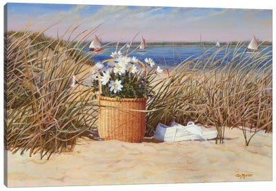 Lazy Days of Summer Canvas Art Print