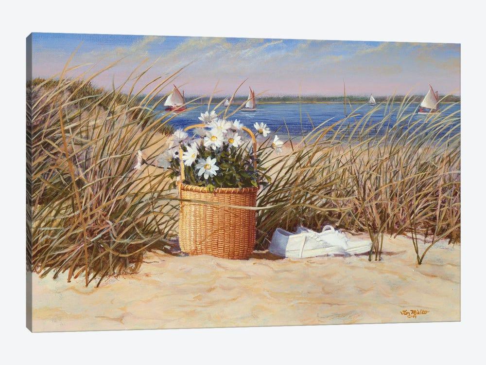 Lazy Days of Summer by Tom Mielko 1-piece Canvas Art