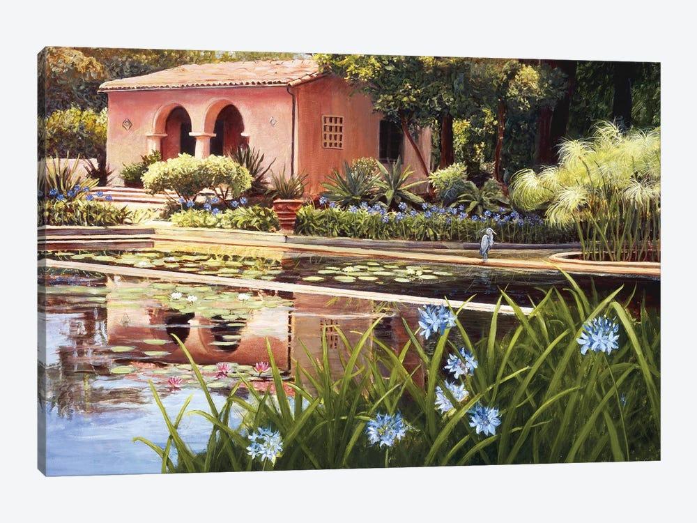 Lotus Land by Tom Mielko 1-piece Canvas Print