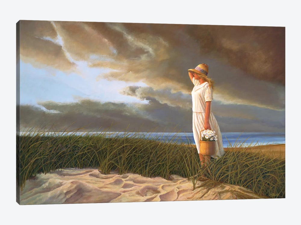After the Rain by Tom Mielko 1-piece Art Print