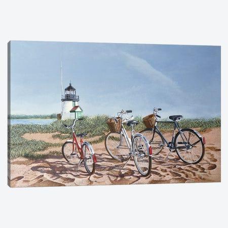 Outing Canvas Print #TMI36} by Tom Mielko Canvas Art Print