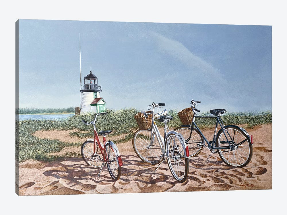 Outing by Tom Mielko 1-piece Canvas Artwork