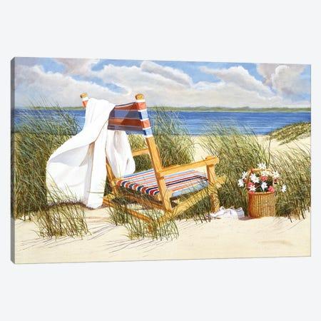 Romantic Hideaway 3-Piece Canvas #TMI38} by Tom Mielko Canvas Wall Art