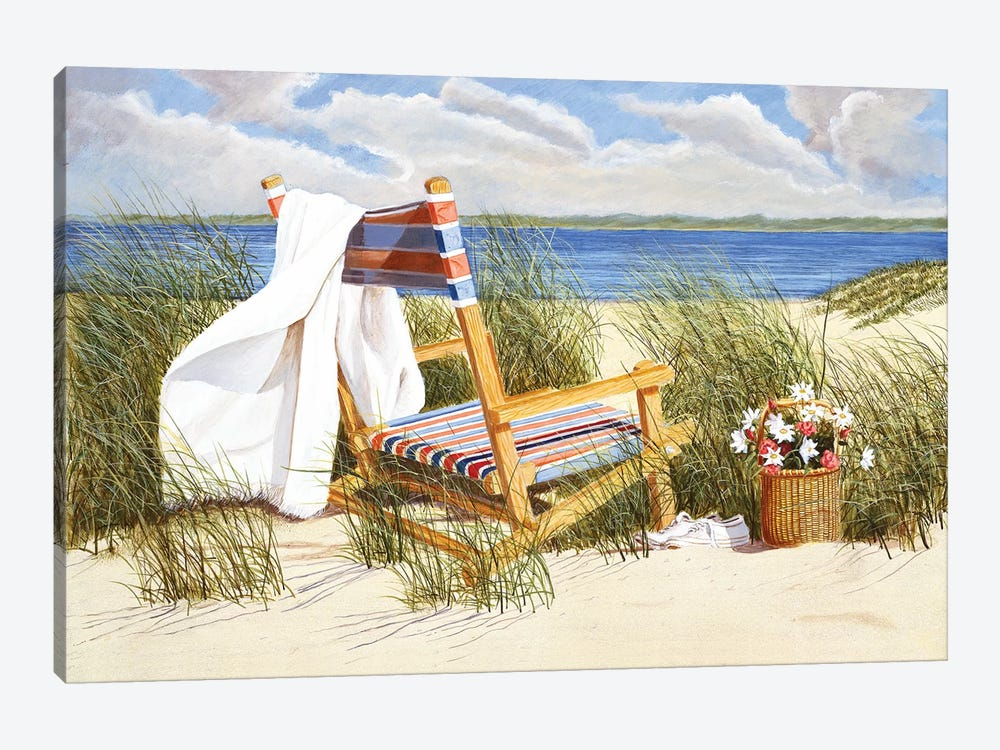 Romantic Hideaway by Tom Mielko 1-piece Canvas Artwork