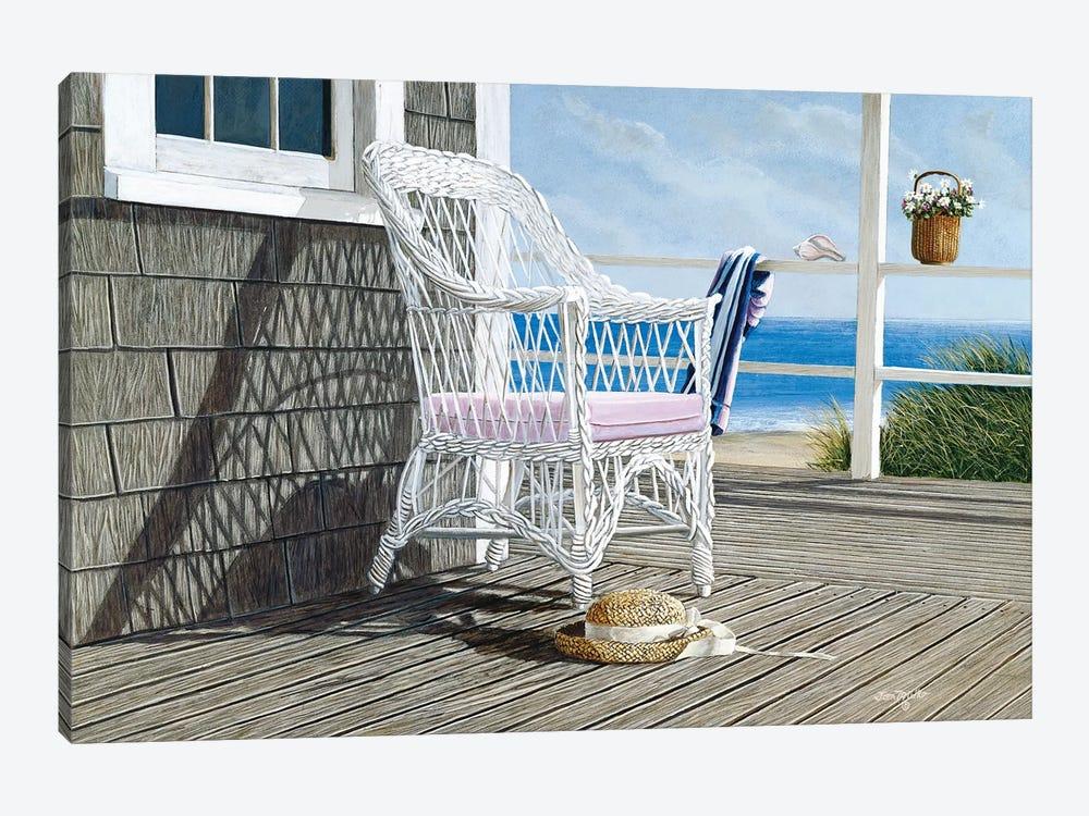 Summer Dreams by Tom Mielko 1-piece Canvas Art Print