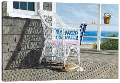 Summer Dreams Canvas Art Print