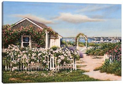Summer Petals Canvas Art Print