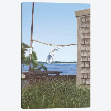 Summer Wind Canvas Print #TMI49} by Tom Mielko Canvas Art Print