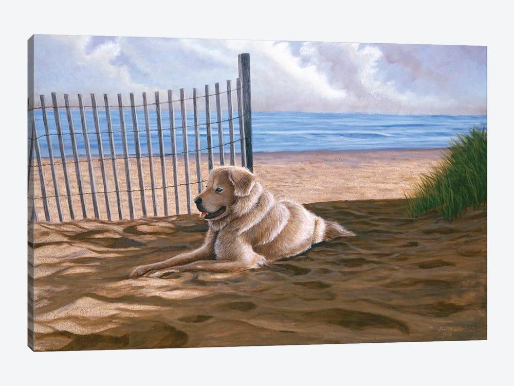 Willie Moe by Tom Mielko 1-piece Canvas Art