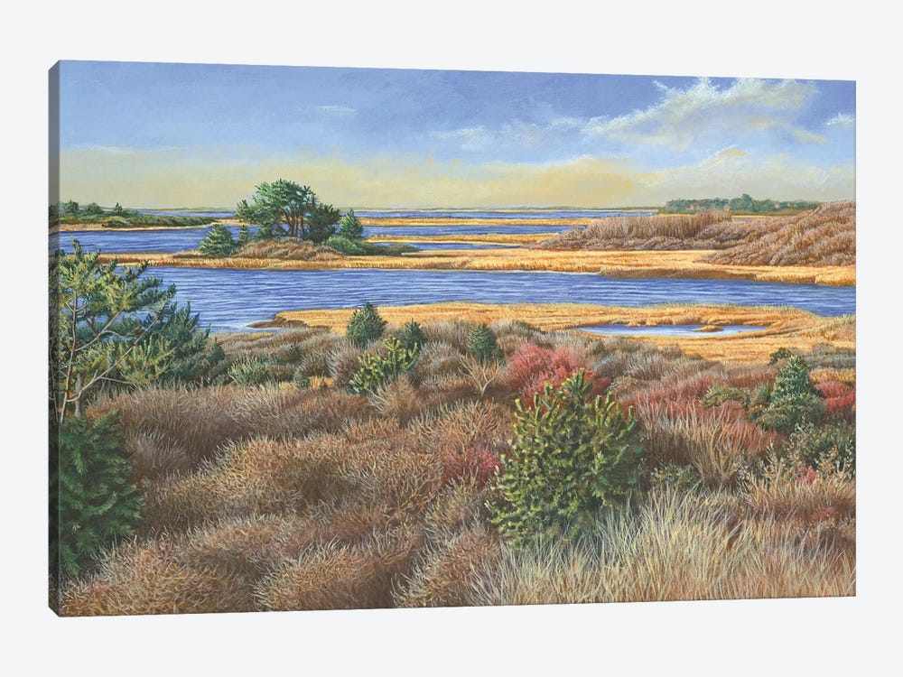 Autumn View by Tom Mielko 1-piece Canvas Wall Art