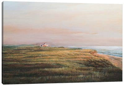 Cisco Sunrise by Tom Mielko Canvas Art Print