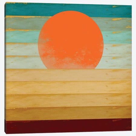 Beautiful Day Canvas Print #TMK31} by Tammy Kushnir Canvas Art