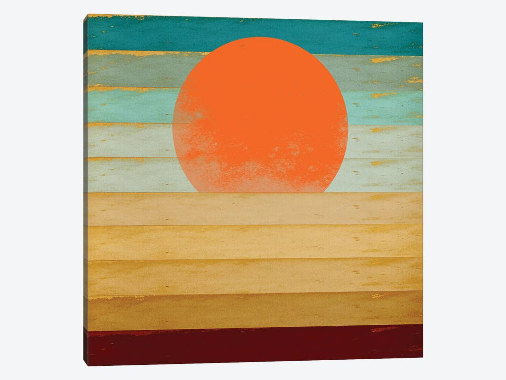 Beautiful Day by Tammy Kushnir 1-piece Canvas Artwork