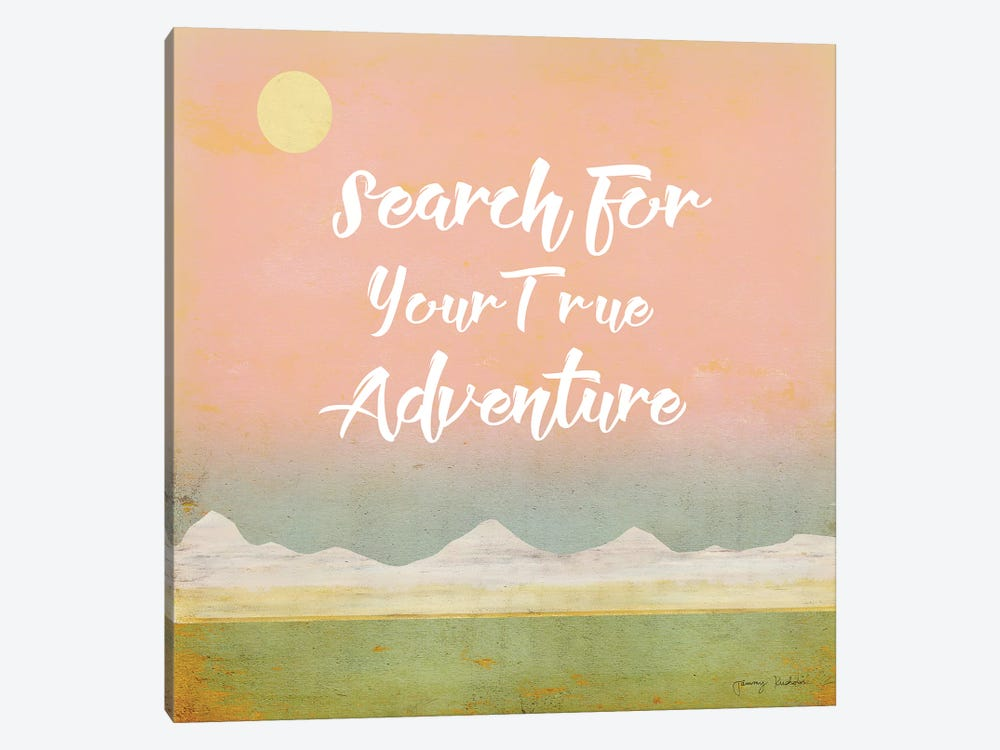 Search for Adventure II by Tammy Kushnir 1-piece Canvas Wall Art