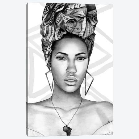 Formation Canvas Print #TML12} by Tafari Mills Canvas Art Print
