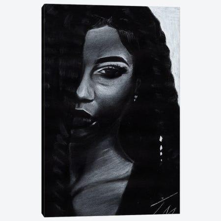 Low Key Canvas Print #TML14} by Tafari Mills Canvas Art