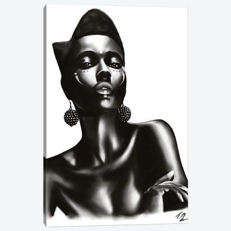Slick Canvas Print #TML19} by Tafari Mills Canvas Art Print