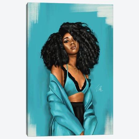 Hydro Canvas Print #TML25} by Tafari Mills Art Print