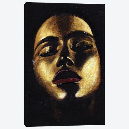 Gold Dust Canvas Print #TML26} by Tafari Mills Art Print