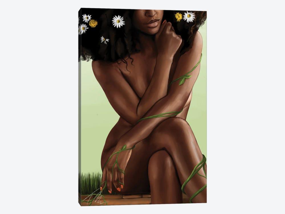 Roots by Tafari Mills 1-piece Canvas Wall Art