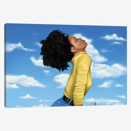 Breath Canvas Print #TML29} by Tafari Mills Canvas Art